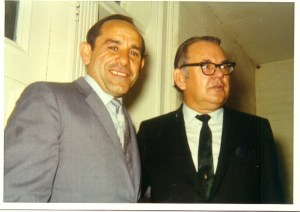 Yogi Berra-Gordon Chris Griffin