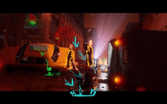 Demo reel animation analysis - Spider-man:Into the Spider-verse