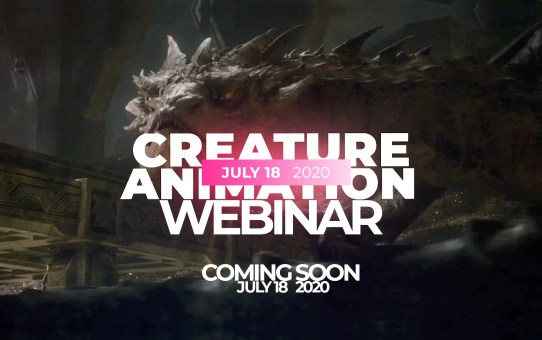 PROMO- COMING SOON Daniel Fotheringham - Webinar and Creature Animation Masterclass