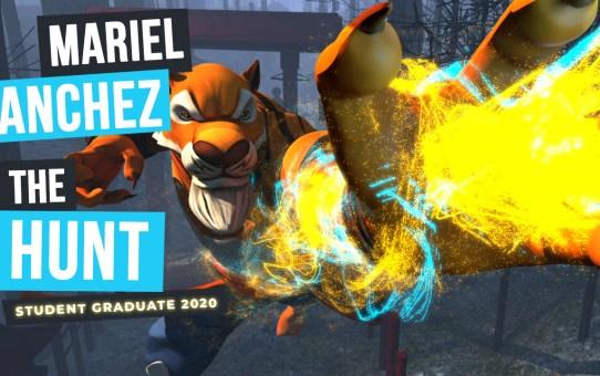 Animation Student Graduate - Mariel Sanchez