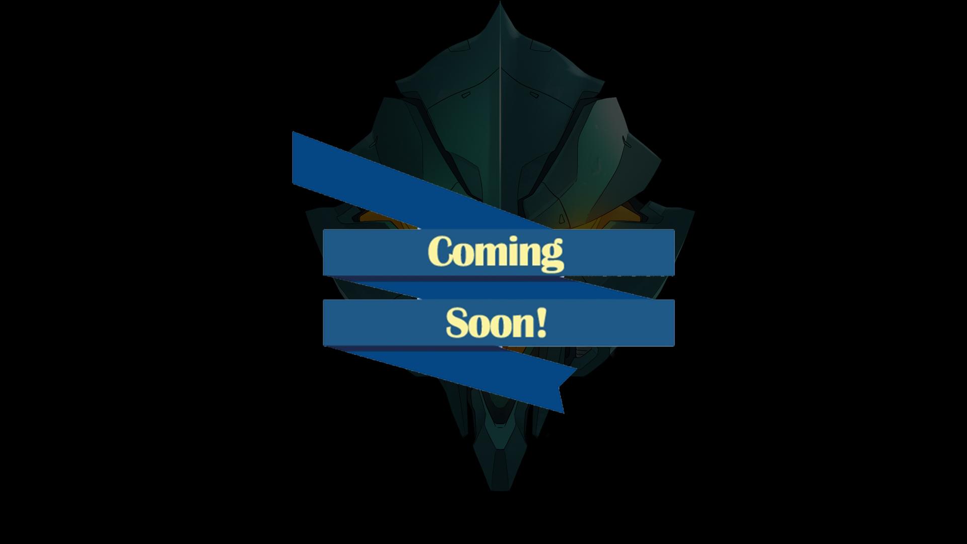 coming soon v001