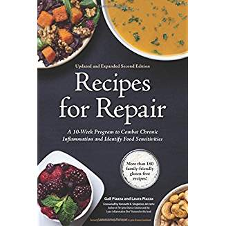 "Image of the book cover for ""Recipes for Repair"""