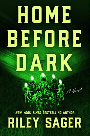 "Image of book jacket for ""Home Before Dark""."