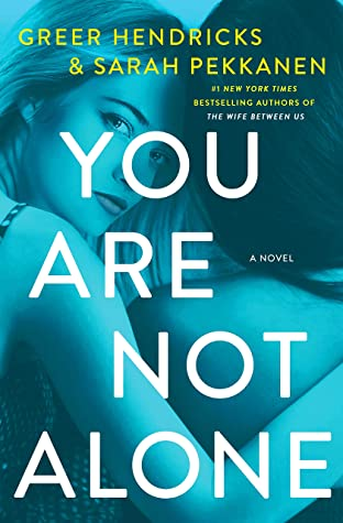 "Image of book jacket for ""You Are Not Alone""."