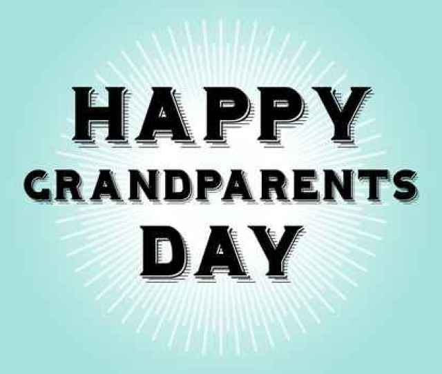 Today Is National Grandparents Day Ocala Insurance