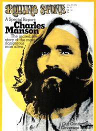 Rolling Stone, Charles Manson Cover