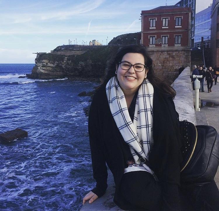 Sarah in Spain