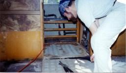 pulling bath floor 02
