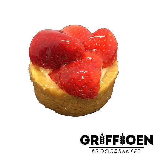 Griffioen brood en banket - Aardbei rondo