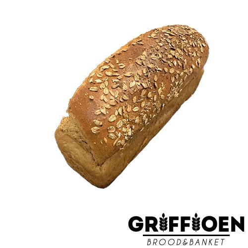 Griffioen Brood en Banket -speltbrood metvlokken