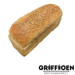 Griffioen Brood en Banket -tarwe rond sesam