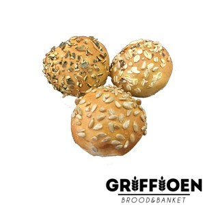 Griffioen Brood en Banket - Mini zaad broodje