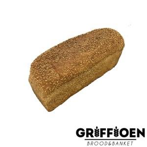 Griffioen Brood en Banket - Volkoren rond sesam heel