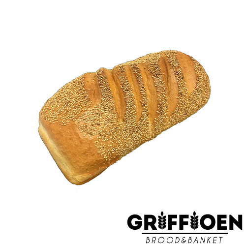 Griffioen Brood en Banket - Wit vloer zaad heel