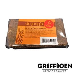 Griffioen Brood en Banket - Roggebrood