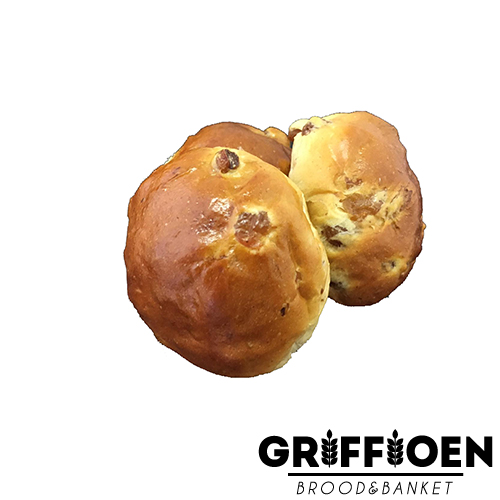 Griffioen Brood en Banket - Mini rozijnenbol