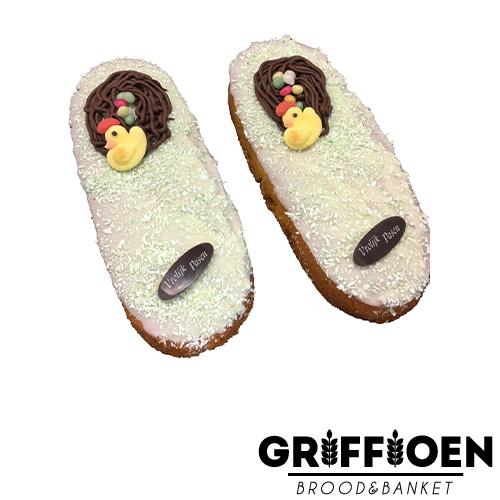 Griffioen brood en banket - paasslof pannetone