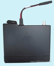 Transceptor Motorola Digital VHF DEM500