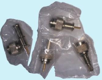 Conector Mini motorola UHF Macho RG58