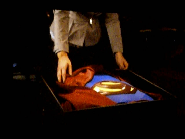 Smallville Season 10 - Superman Costume (1/2)