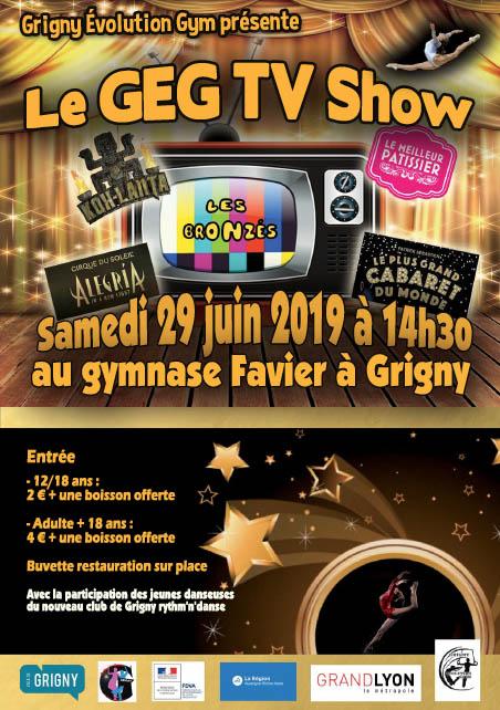 GEG TV Show