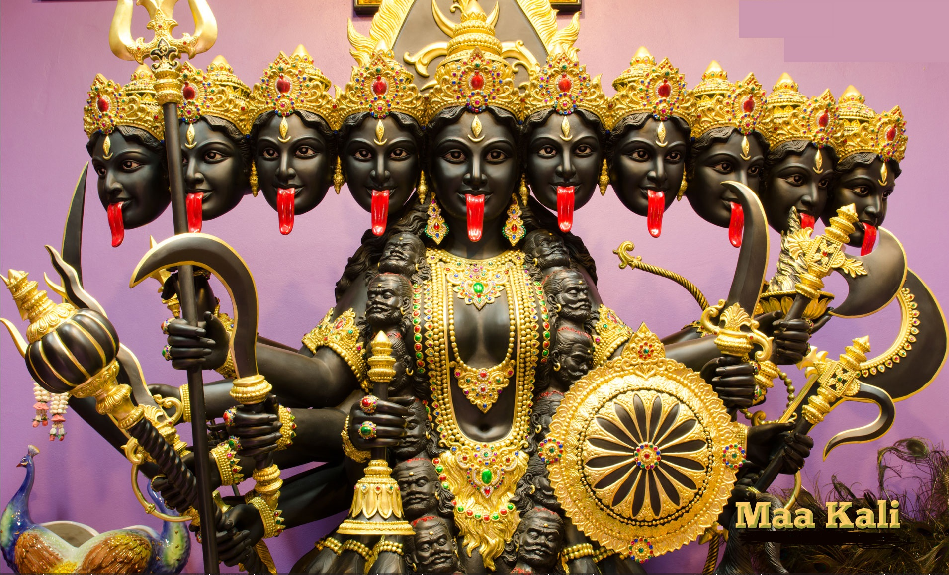 Maa Kali- The  symbolism of kali mata in Hindu culture