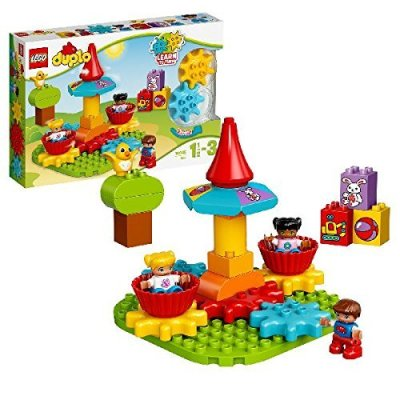 LEGO Duplo My First Carousel Building Blocks