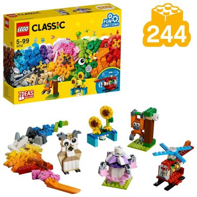 LEGO Classic Bricks and Gears Building Blocks