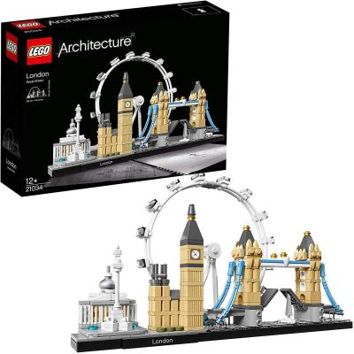 LEGO Architecture London Skyline Building Blocks