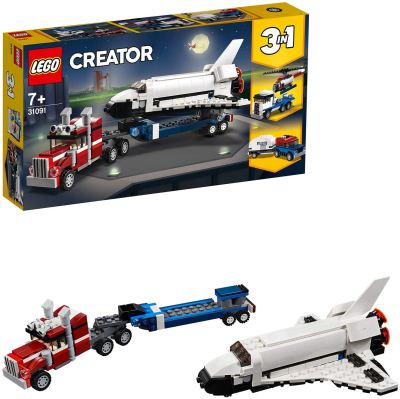 LEGO Creator Shuttle Transporter Building Blocks