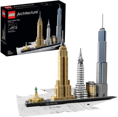 LEGO Architecture New York City Skyline Building Blocks