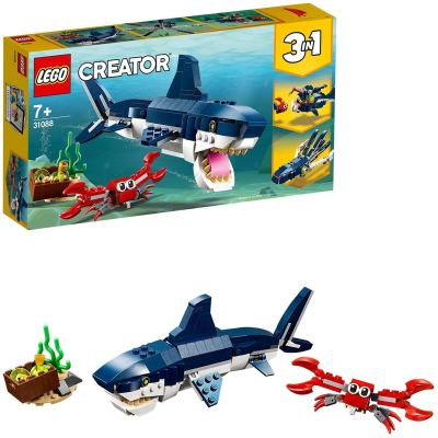 LEGO Creator Deep Sea Creatures Building Blocks
