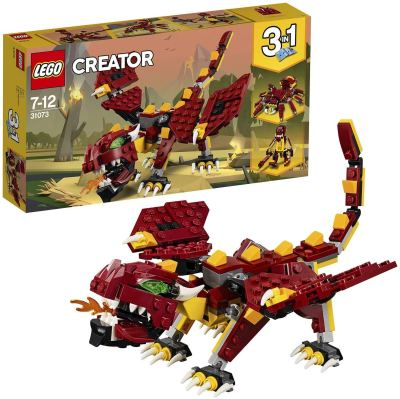 LEGO Creator 3in1 Mythical Creatures Building Blocks