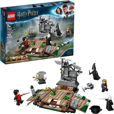 LEGO Harry Potter and The fire Swing The Voldemort Rising
