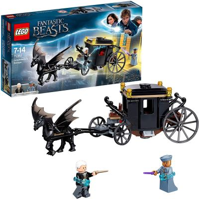 LEGO Fantastic Beasts Grindelwald's Escape Building Blocks