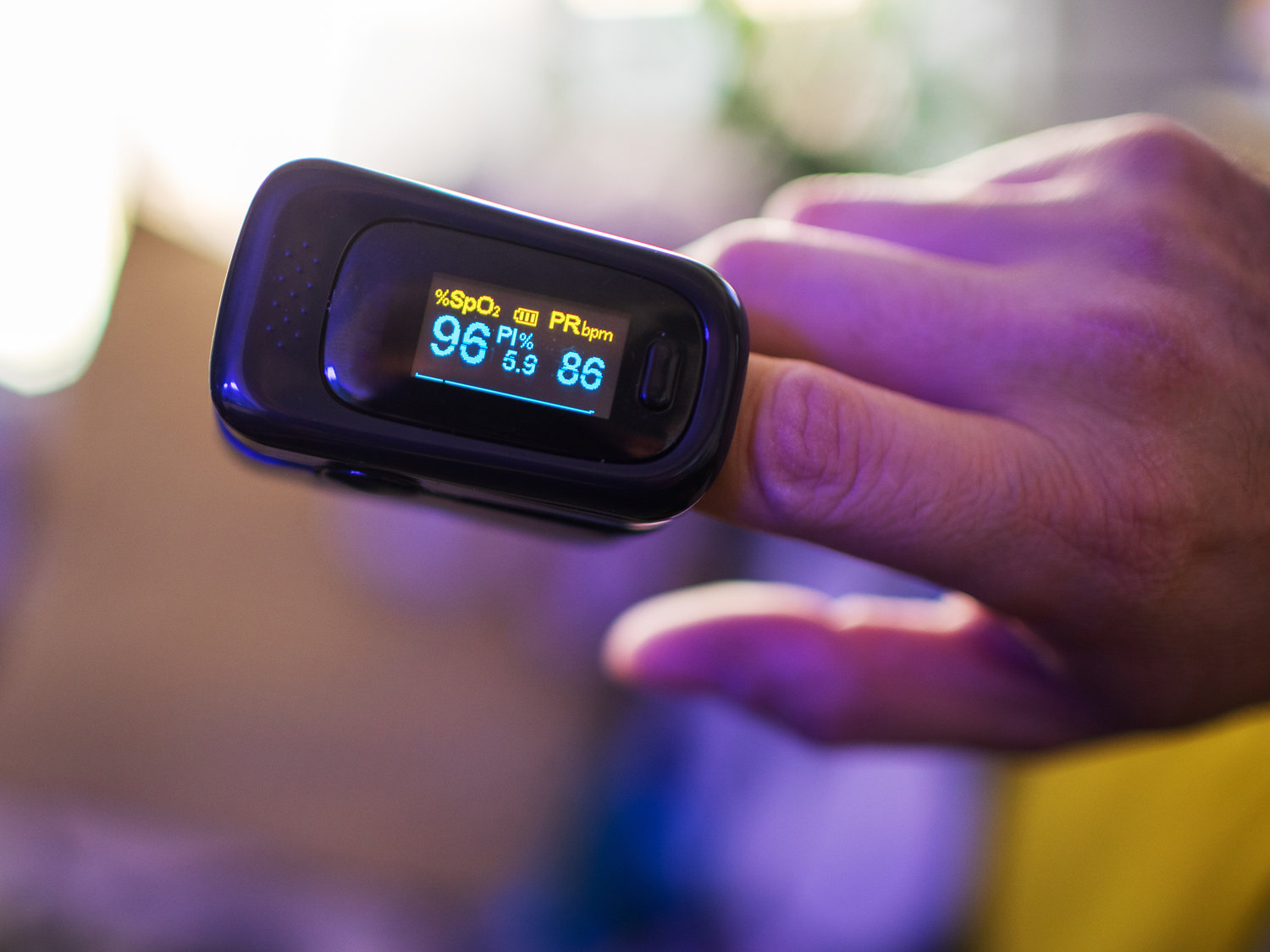 Coronavirus FAQS: What's A Pulse Oximeter? Is It A Good Idea To Buy One?