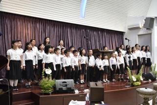 Paduan Suara Anak-anak_22 Mei 2016