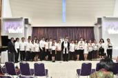 Baptisan, Sidi, & Atestasi 22 Mei 2016