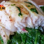 Papageienfisch sous-vide