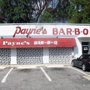 Tennessee Trail Payne's Bar-B-Q