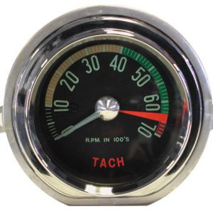 1962 Corvette Tachometer 6500 Redline