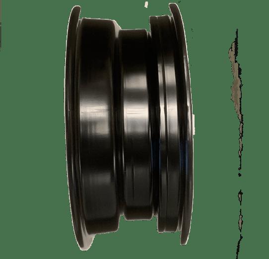 1965-1966 Corvette Steel Wheel Side