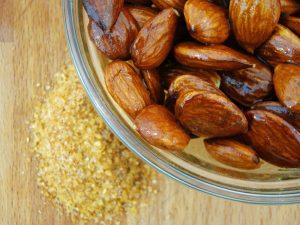 Olio Smoked Almonds