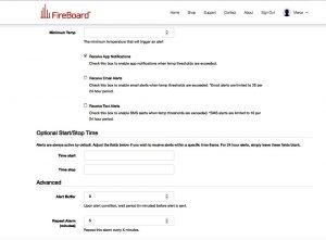 Allarmi FireBoard