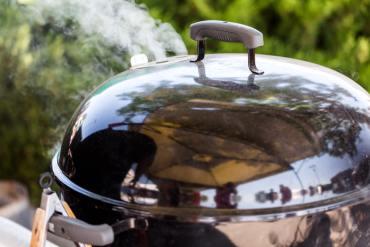 Cottura Barbecue con coperchio-min