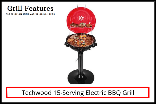 Techwood 15-Serving Electric Grill – Super Review 2021