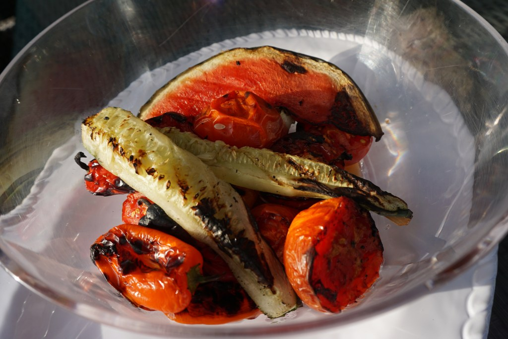 green mountain grills_smoked watermelon gazpacho