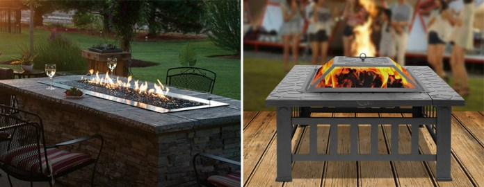 Bali Outdoor Propane Gas Fire Pit Tables Review Buyer S Guide 2021