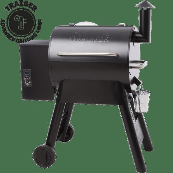Traeger Pro Series 22 pelletgrill grilliguru