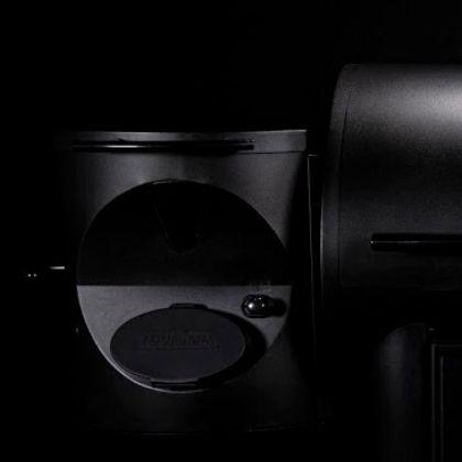 Lousiana LG800FP pelletgrill grilliguru grillimaailm displei